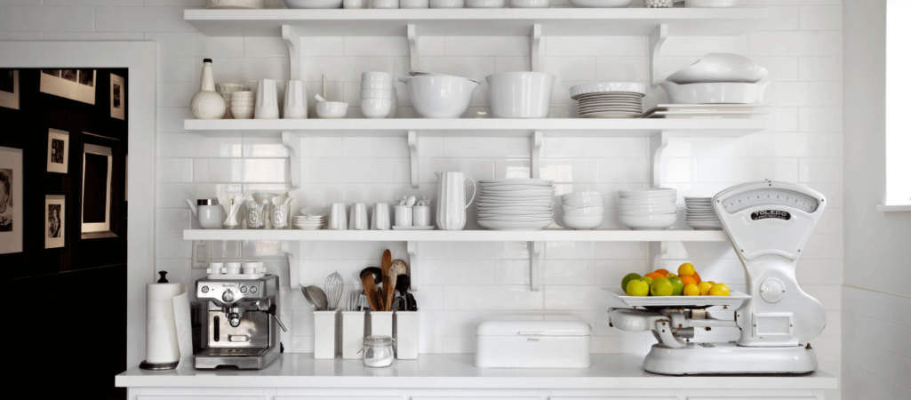 How to Achieve (and Love) Open Shelving in Your Kitchen