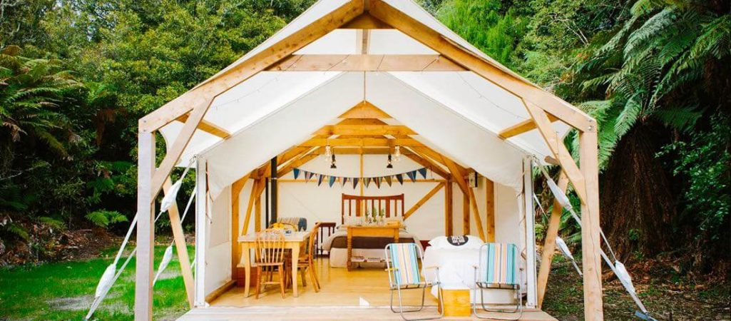 Six Reasons Why You Should Go Glamping for Your Next Vacation
