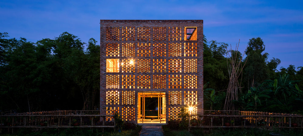Unconventional Artist's Studio in Vietnam Allows Nature Inside