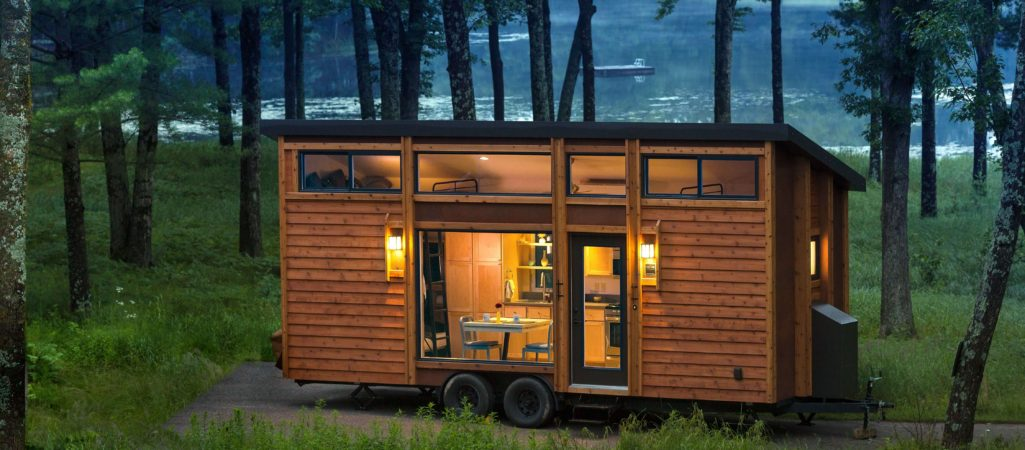 These Tiny Homes Let You Try Before You Buy
