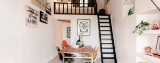 200 Year Old Ibiza Stable Becomes Rustic Guesthouse