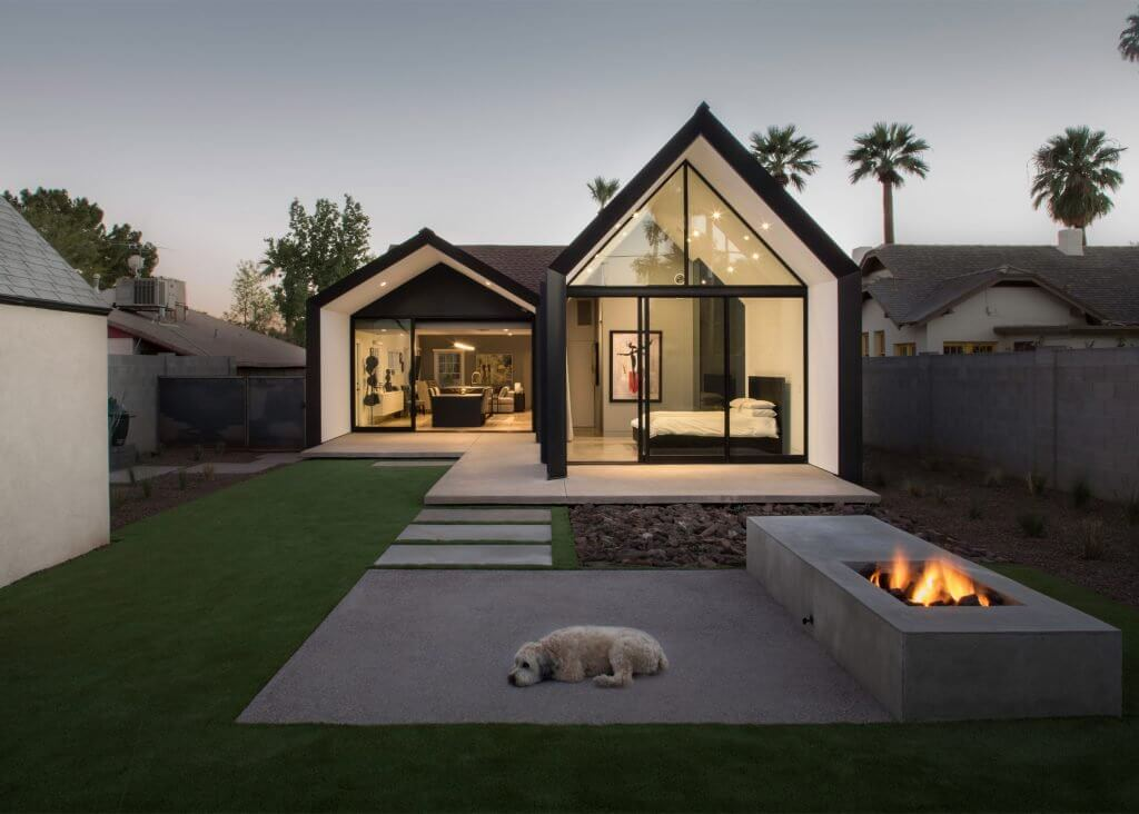 Modern Home Addition