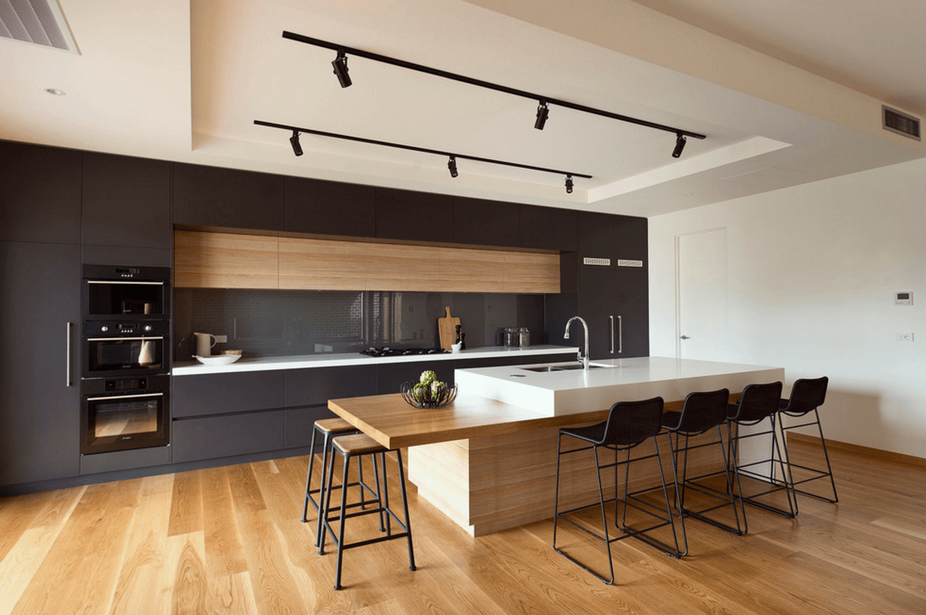 31 Black Kitchen Ideas for the Bold, Modern Home ...