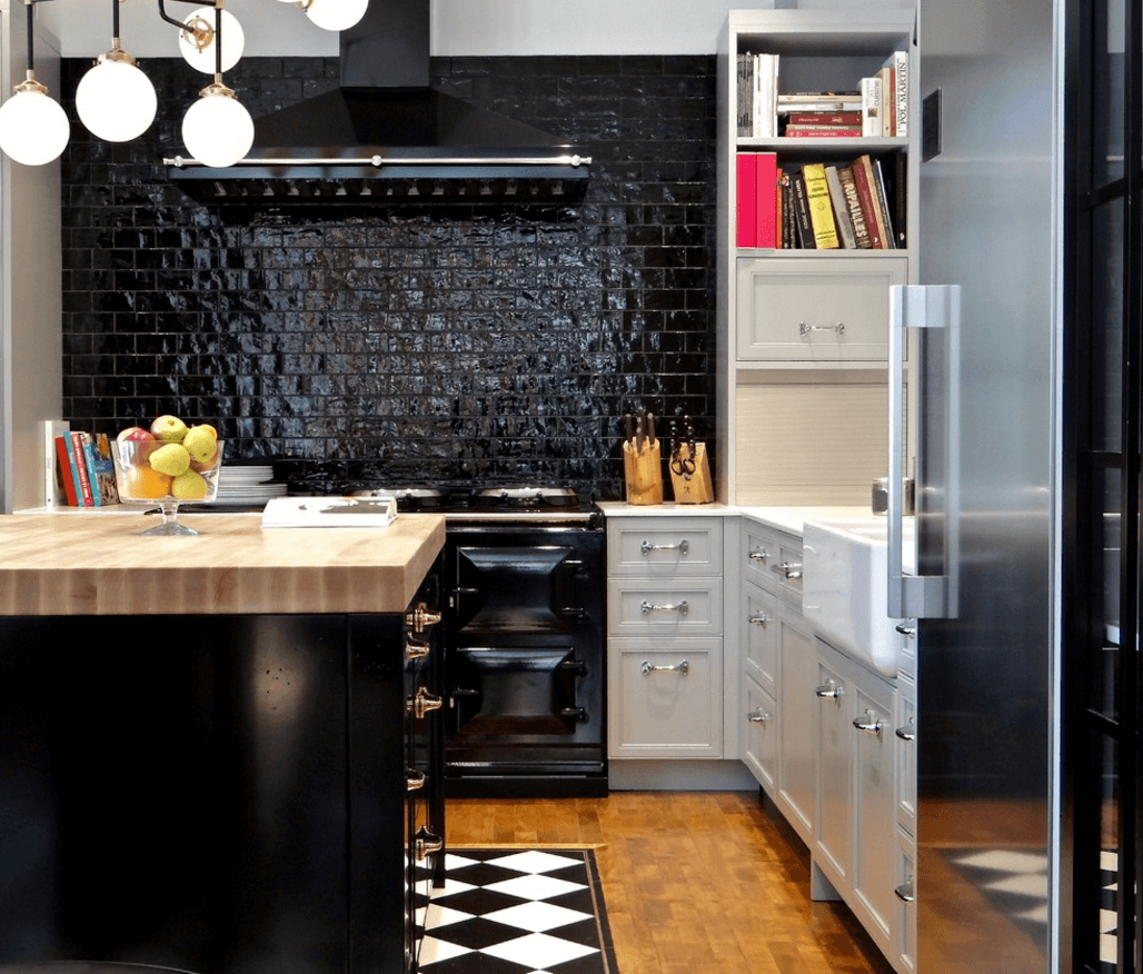 Black Kitchen Ideas Freshome22
