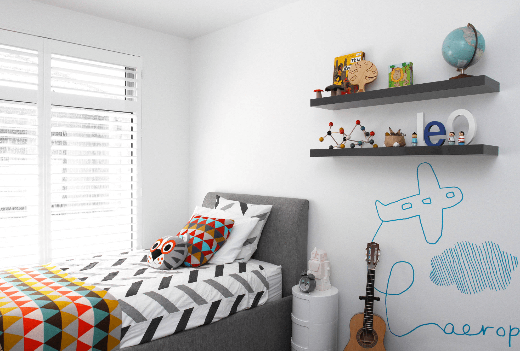 Perfect Kids Room Neutral8