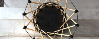 Creative Stool Design Pays Tribute to Shukhov's Tower in Moscow