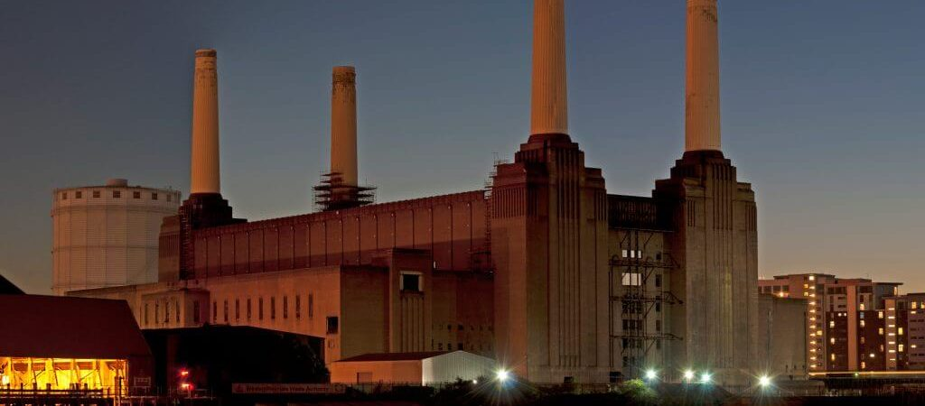 New Apple London Headquarters in 1930s Power Station