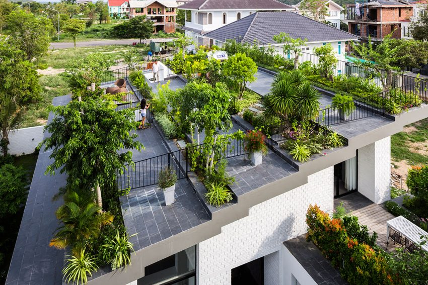 Collect this idea green roof residence (1)