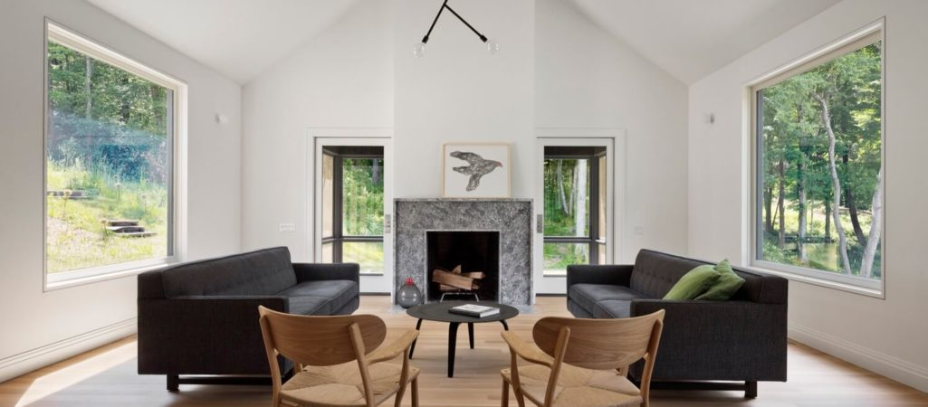 Undermountain Offers Modern Countryside Living