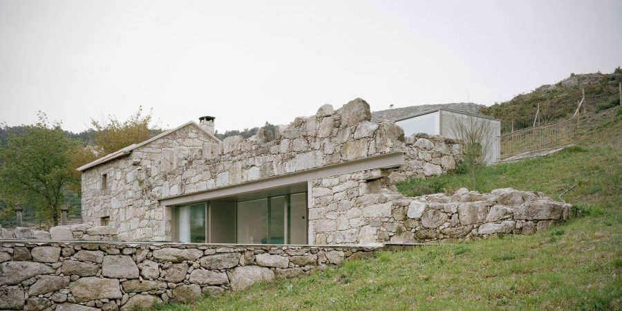 Stunning Stone House in Rural Portugal
