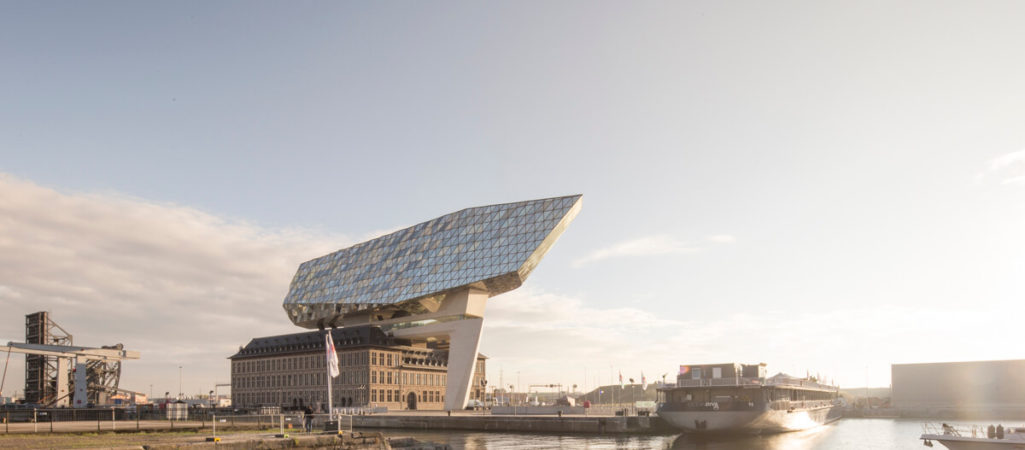 Harbour House In Antwerp Looks to the Future