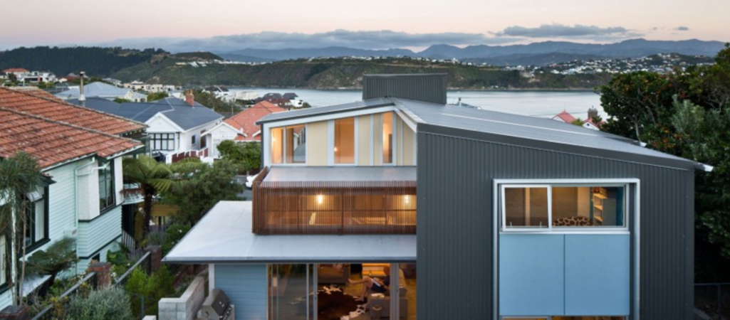 Redesigning New Zealand's Matai House