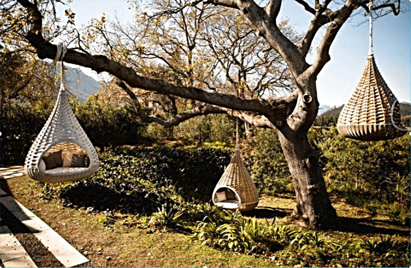 Mini Tree House Pods For Relaxing Collect This Idea