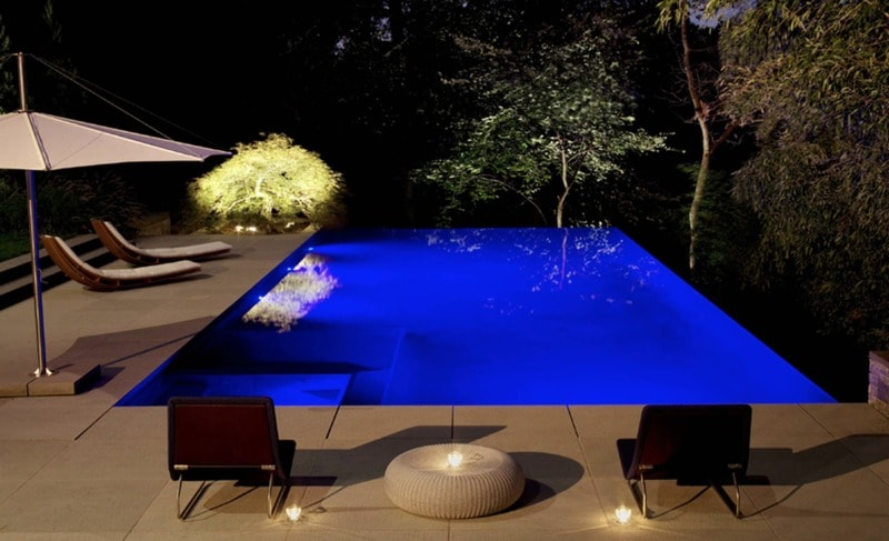 LED swimming pool lighting - freshome.com