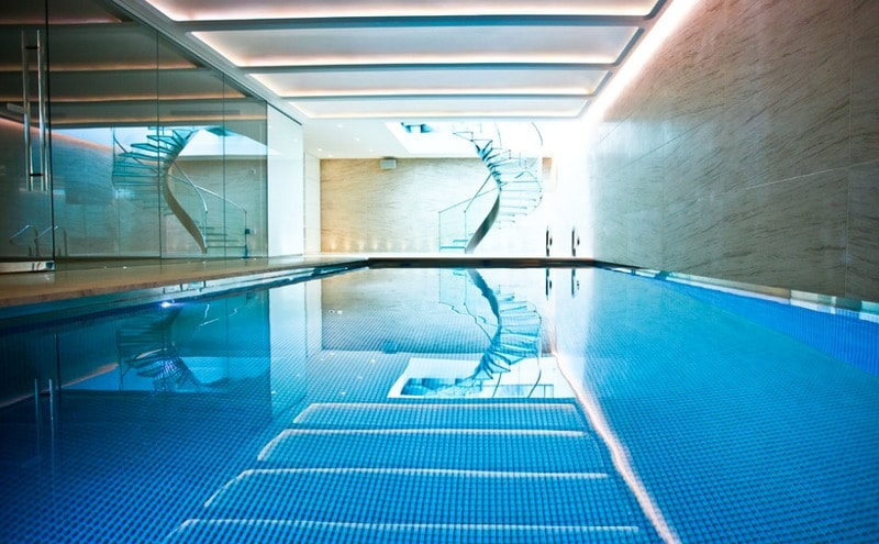 Indoor swimming pool design ideas - freshome.com
