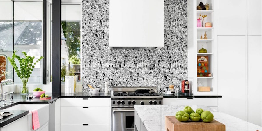 Wallpaper is Back! These Are the 2017 Wallpaper Trends You Need to Check Out