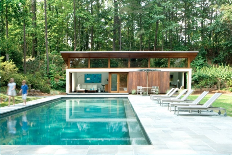 40 Sublime Swimming Pool Designs For