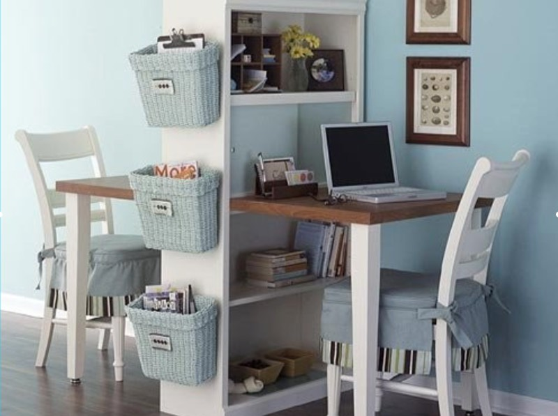 diy small workspace ideas