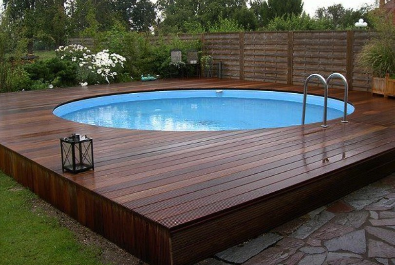 Beauty on a Budget: Above Ground Pool Ideas | Freshome.com