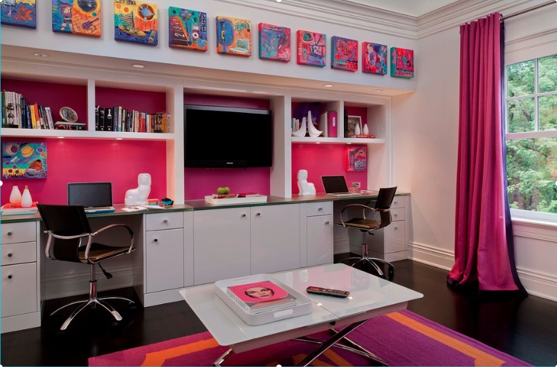 30 Back To School Homework Spaces And Study Room Ideas Youll Love