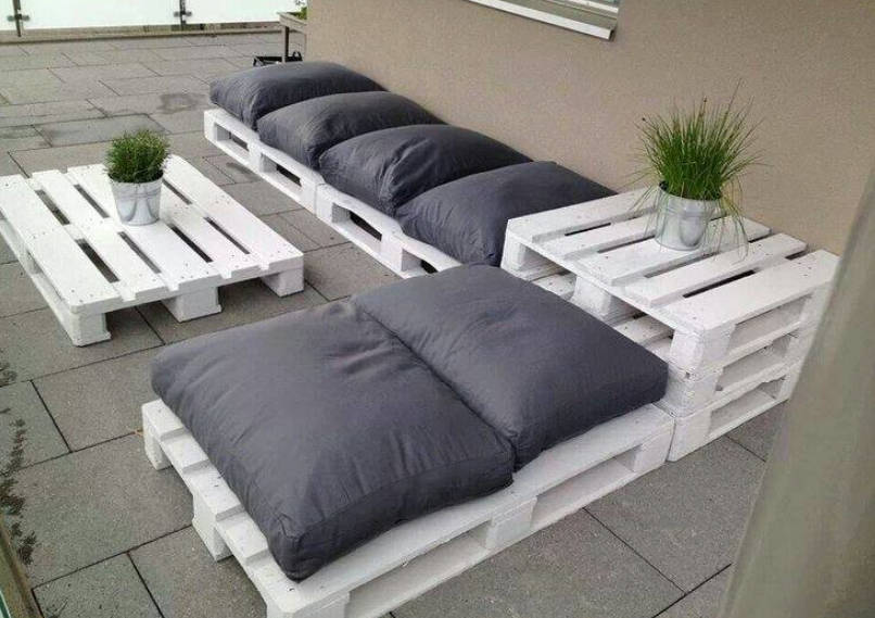 outdoor pallet furniture ideas - freshome.com