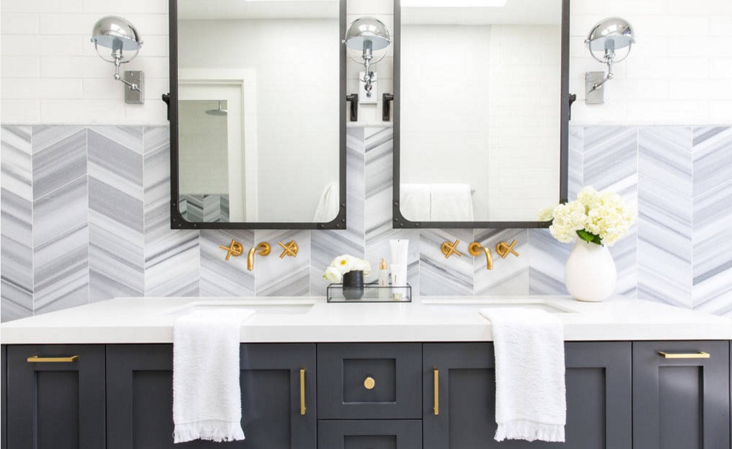 Heres How To Pull Off Mixed Metals In Your Interiors
