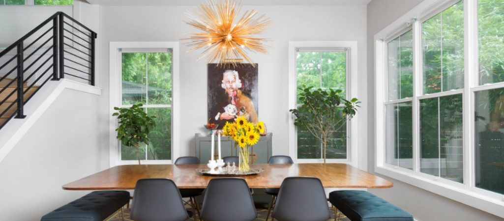 Here's Your Definitive Guide to 2017 Dining Room Trends