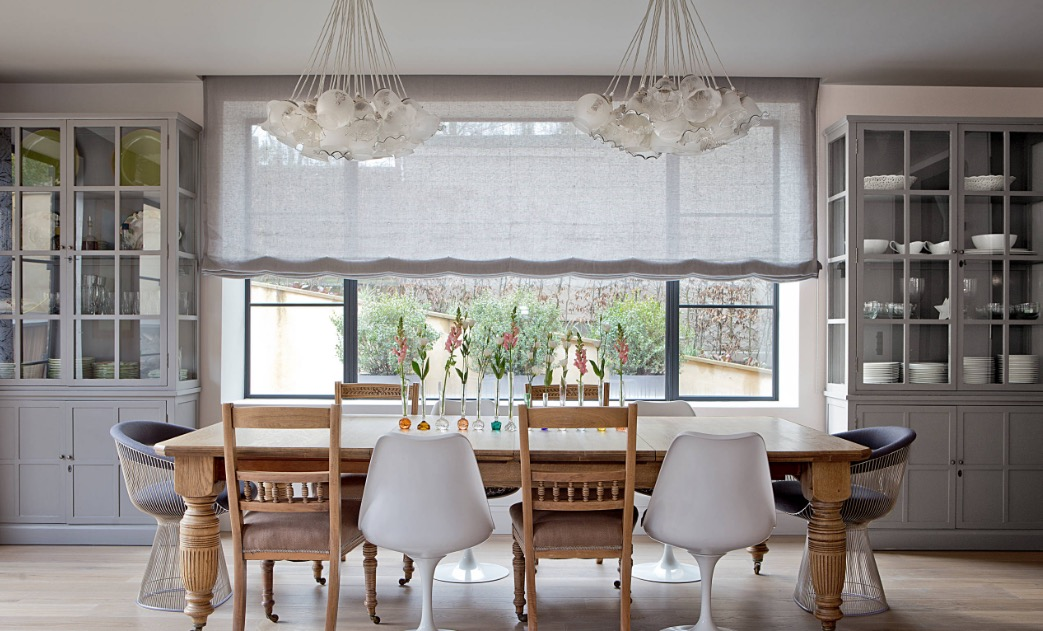 2017 Dining Room Trends