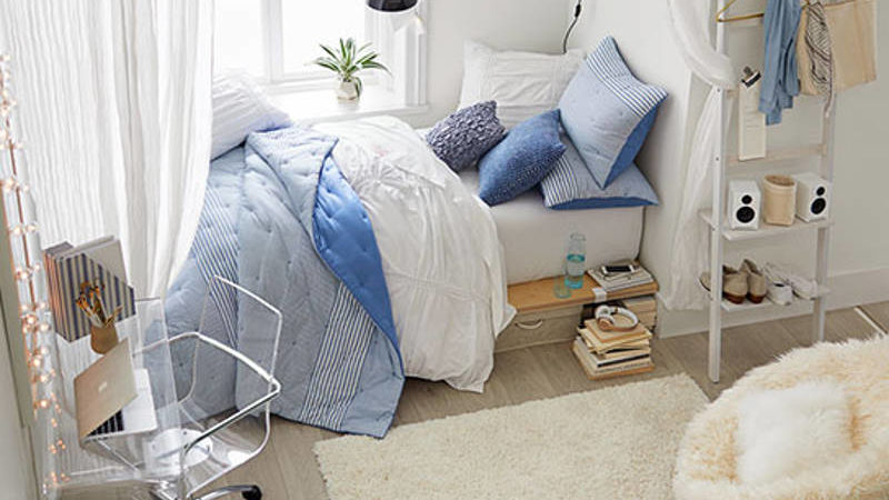 5 Fresh Dorm Storage Ideas for a Cool, Modern Space