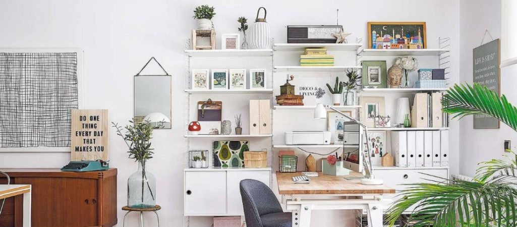 4 Essential Steps to Create a Fabulous and Functional Home Office