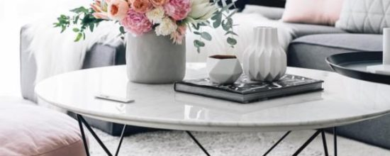 Musing Over Marble: Top 5 Marble Accessories to Work into Your Space
