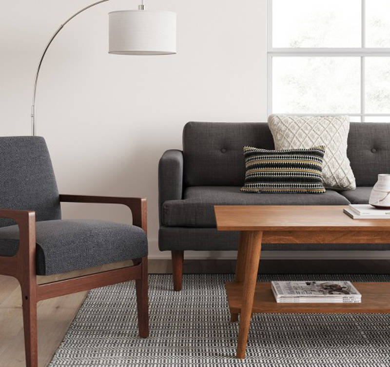 Target Is Ing Mid Century Modern Furniture For A Steal