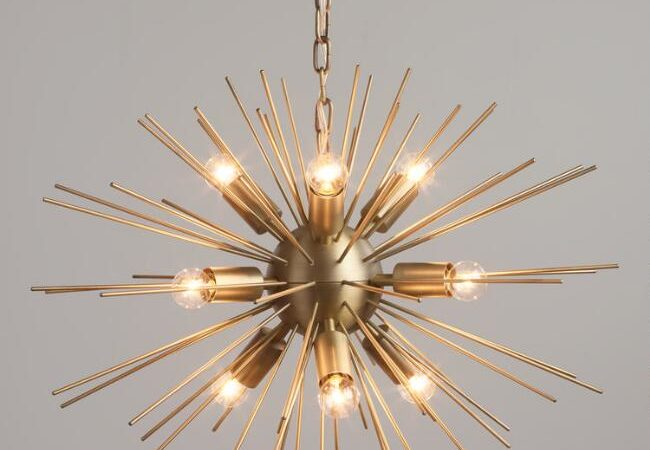 Earthly Delights and Heavenly Heights: A Look at Celestial Chandeliers