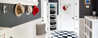 Use These Mudroom Tips to Craft an Elegant and Organized Entryway