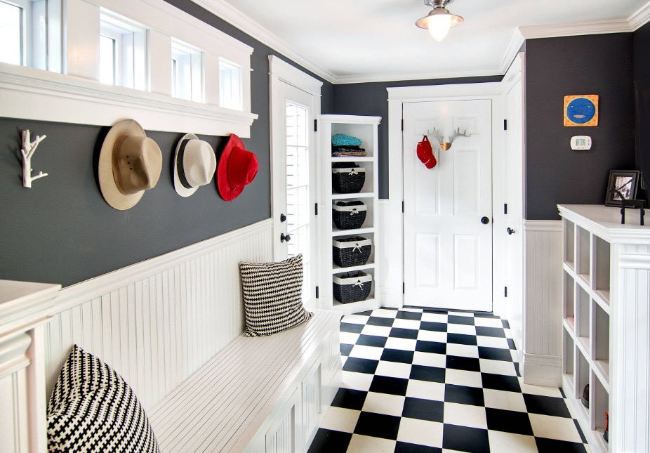 The 4 Essential Mudroom Tips You Need To Create The Perfect
