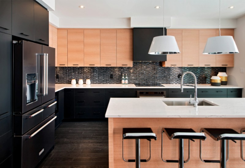 granite vs quartz - freshome.com