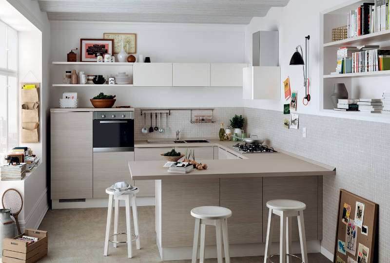Small kitchen design ideas - freshome.com