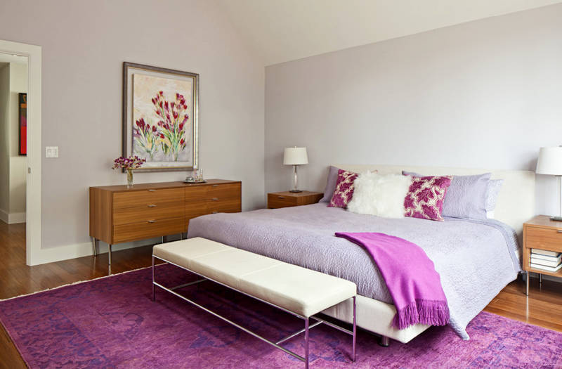 How To Decorate With Purple Freshome