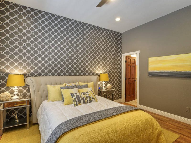 Mustard Yellow Bedroom Freshome