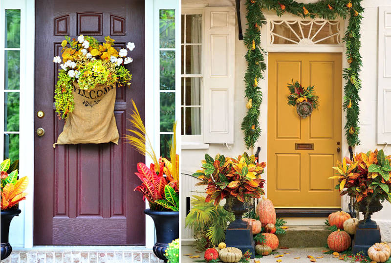fall colors and decorating ideas for fall - freshome.com