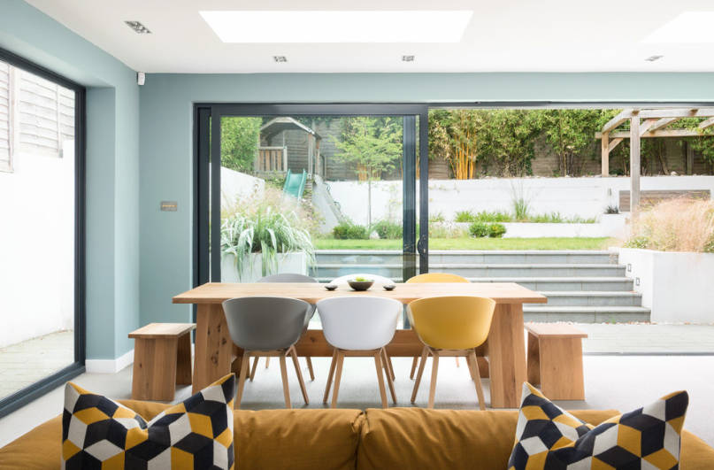 Mid Century Modern Yellow Ideas Freshome