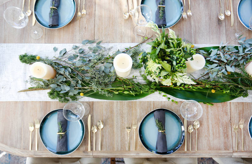 Thanksgiving Table Decorating Ideas And Centerpieces Freshome