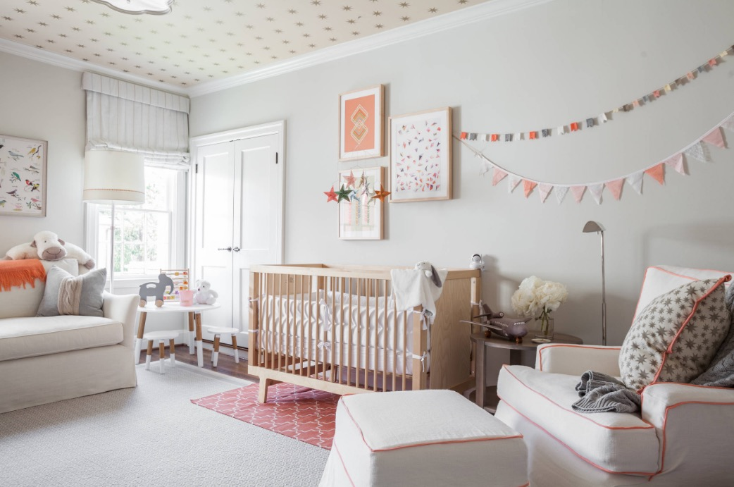 How To Put Together The Perfect Nursery Design For Your Little One