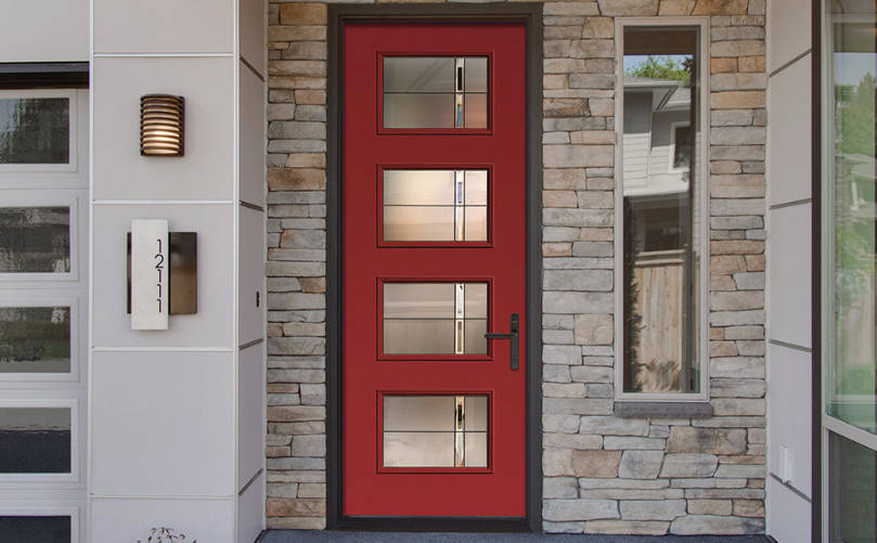The Latest Front Door Ideas That Add Curb Appeal Value To