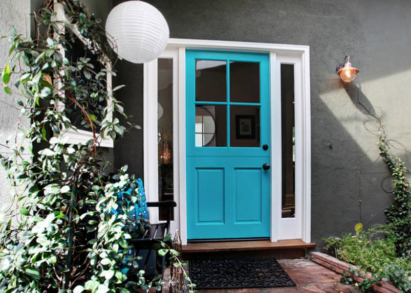 Front Door Paint Color Ideas Freshome