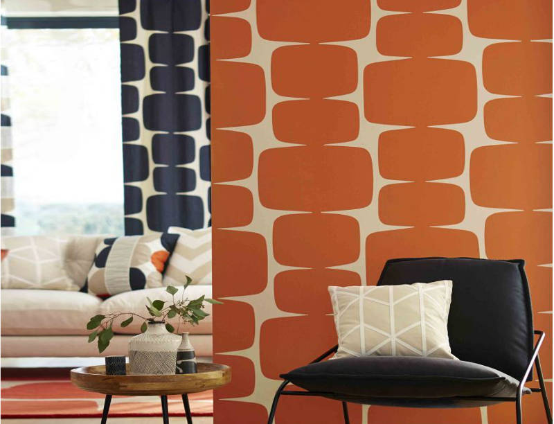 How To Decorate With Orange To Stylishly Warm Up Any Room Freshomecom
