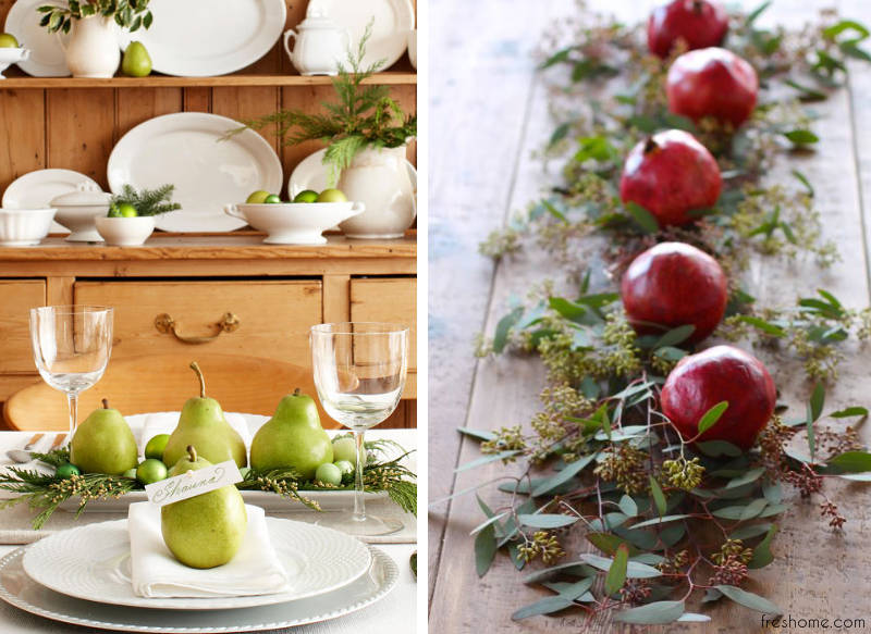 Ho, Ho, WHOA! Simple Christmas Table Setting Ideas That Make Yours Memorable