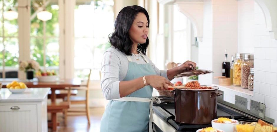 Ayesha Curry's New Line of Cookware Is Out and It's Awesome