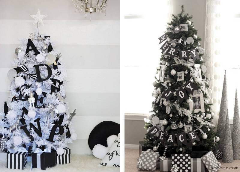 Try This Year S Christmas Tree Decorating Ideas And Trends
