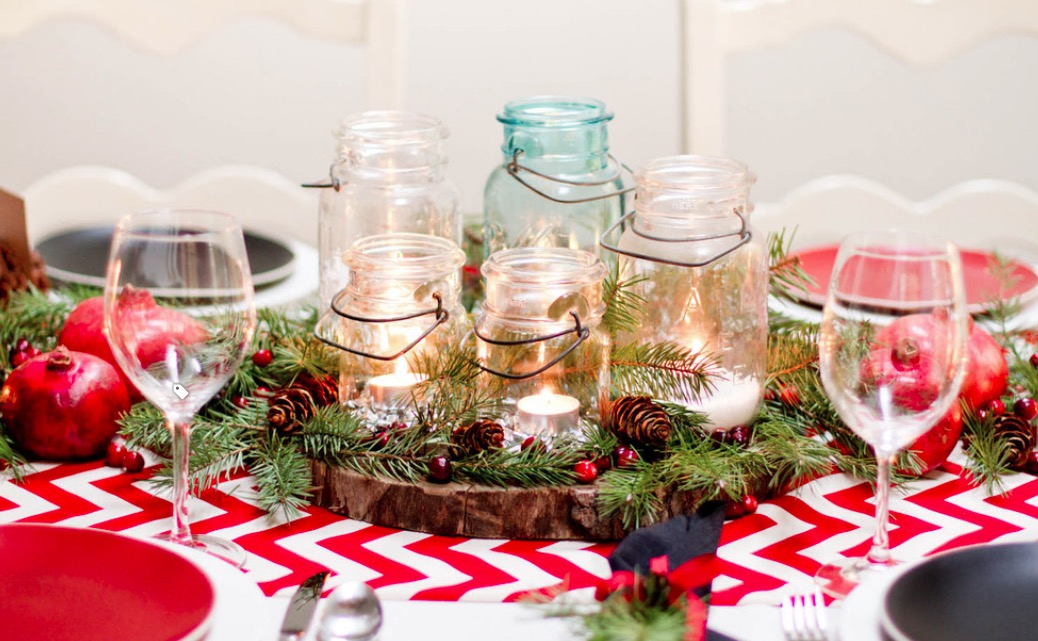 Christmas Table Scape Ideas.4 Elegant Christmas Tablescape Ideas For The Holiday Season